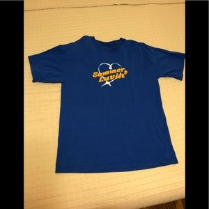 Tops - Summer Luvin' Southwest Airlines T-shirt.